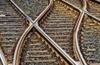 В Кривом Роге мужчина упал под поезд с ребенком на руках