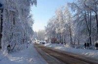 Украину атакуют морозы