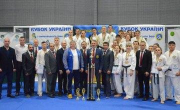 Днепряне - обладатели Кубка Украины по рукопашному бою