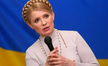Юлия Тимошенко утверждает, что в первый раз ей стало страшно в политике