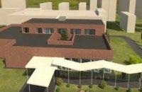 В Кривом Роге презентовали 3D-модель будущего онкоцентра