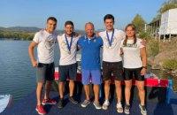 Дніпровські спортсмени привезли 5 медалей зі змагань у Греції