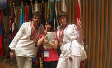 Студентка ДНУ завоевала бронзовую медаль на биологической олимпиаде в Японии