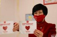 «ДОНОРСТВО - ЦЕ ЛЮБОВ»: Biopharma Plasma Дніпро оголосила  переможців конкурсу