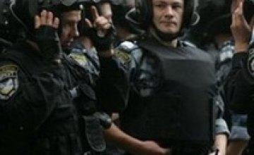 Тернопольский горсовет переименовал милицию в полицию