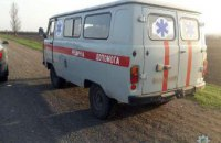 В Донецкой области двое пьяных угнали автомобиль «Скорой помощи»