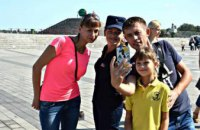 Завтра на Днепропетровщине стартует конкурс «Селфи со спасателем»