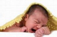 В Кривом Роге с переломом черепа госпитализирован младенец