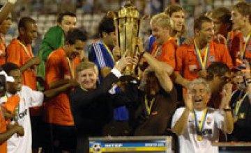 Суперкубок Украины едет в Донецк