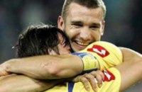 Нервная победа «сине-желтых»: Украина — Белоруссия 1:0