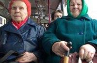 Пассажиропоток в трамваях и троллейбусах Днепропетровска в январе уменьшился на 15%
