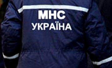 В АНД и Жовтневом районах Днепропетровска подтопило дома