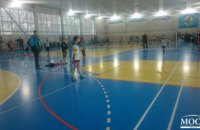 На базе ВСК «Юность» прошли областные соревнования по бадминтону среди детей (ФОТО, ВИДЕО)
