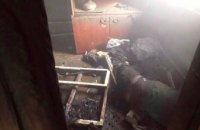 На Днепропетровщине при пожаре погиб мужчина
