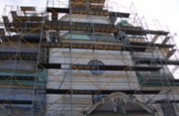 В декабре откроют Присоборную площадь Новомосковского Свято-Троицкого собора