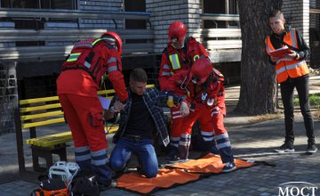 На Днепропетровщине стартовали всеукраинские соревнования бригад скорой помощи (ФОТОРЕПОРТАЖ)