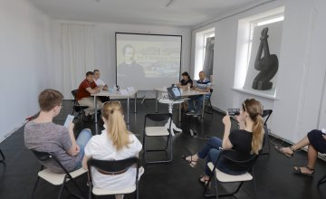 Год Александра Поля: историки Днепра обсудили влияние общественного деятеля на становление города