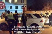 15 экипажей полиции ловили юного водителя джипа (ВИДЕО)