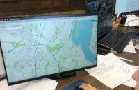 В Днепре создали Ситуационный центр Waze для оперативного информирования о проблемах на дорогах