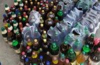 700 литров алкоголя и 2 тыс. пачек сигарет: в Днепре торговали контрафактной продукцией (ФОТО)