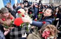 Олег Ляшко поздравил украинок с Международным женским днем