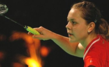Днепропетровская бадминтонистка Лариса Грига заняла 5 место на сборах в Германии