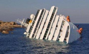 В Италии затонул круизный лайнер с 35 украинцами на борту
