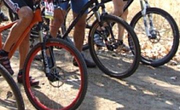 В Днепропетровске прошел вело-марафон «Днепровские кручи 2008»