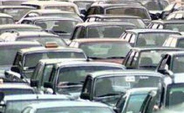 1 мая в Днепропетровске будет перекрыто движение транспорта