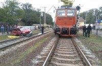 В Киевской области автомобиль попал под поезд: погиб человек