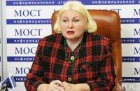 Общественный союз Днепропетровщины обещает донести до власти требования протестующих, - Лариса Бабич