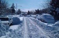 Непогода в Николаевской области: спасатели вытащили из снежных заносов 5 автомобилей, из них два грузовика