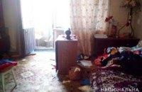 На Днепропетровщине мужчина ворвался в квартиру пенсионерки и ударил её головой об стену