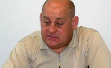 Андрей Стеценко: «У «Днепра» сейчас нет никаких проблем, кроме отсутствия результата»