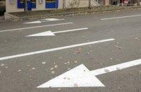 В Днепре изменили движение транспорта по ул. Воскресенской