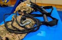 Украинским военнослужащим передаем полсотни комплектов функционального спортоборудования - Юрий Голик