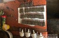 В Днепре 64-летний мужчина хранил дома патроны и запалы для гранат