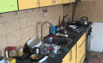 В Киевской области мужчина бросил гранату в дом одноклассника: есть пострадавшие