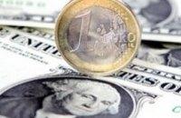 На межбанке обвалился курс евро