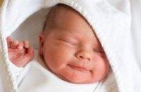 В 2016 году в Днепропетровской области первым родился мальчик