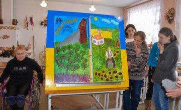 Днепропетровщина присоединилась к Всеукраинской эстафете Единения (ФОТОРЕПОРТАЖ)