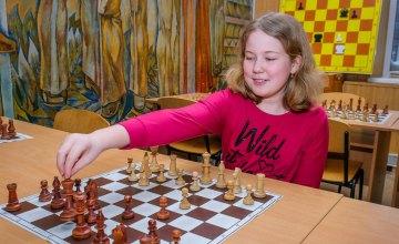 Спортсменка из Днепра победила на чемпионате Украины по шахматам