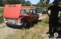 На Днепропетровщине двое подростков избили пенсионера и угнали его автомобиль (ФОТО)