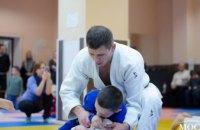 Валентин Греков провел праздничную тренировку для воспитанников Клуба дзюдо «Спарта» в Днепре (ВИДЕО)