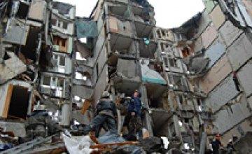 В Винницкой области из-за проседания почвы разрушены 3 жилых дома
