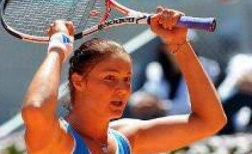 Женский теннисный турнир в Мадриде: Алена Бондаренко в четвертьфинале