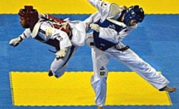 В Днепропетровске прошли V летние юношеские спортивные игры Украины по тхеквондо