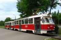 16 и 17 июня в Днепре изменится движение некоторых трамваев