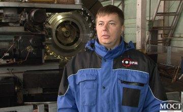 На ЧАО «Днепрополимермаш» проводится кампания по модернизации производственных мощностей (ВИДЕО)