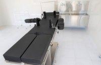 Операційні та кабінети продовжують облаштовувати у лікувальних закладах Дніпра